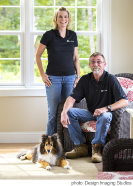 Homescapes of New England is a family-run business with 30+ years of building industry experience.